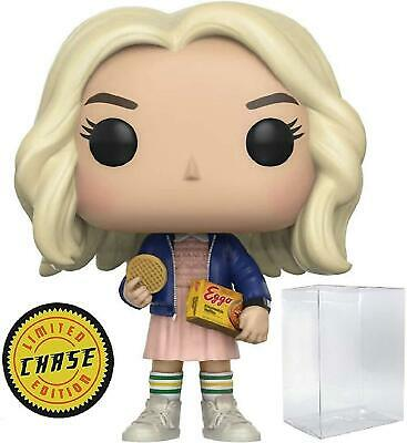 Stranger Things #421 - Eleven with Eggos (CHASE) - Funko Pop! Television