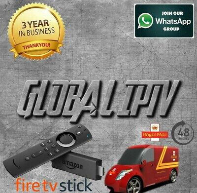 Amazon Fire TV Stick - ✔Movies✔Sports✔Live TV✔Adult 2nd GEN with 12 MONTHS IPTV