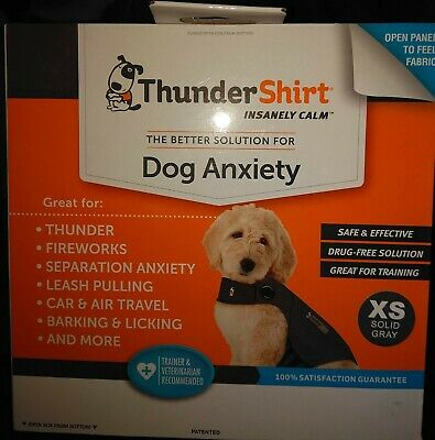 XS ThunderShirt Dog Xtra Small