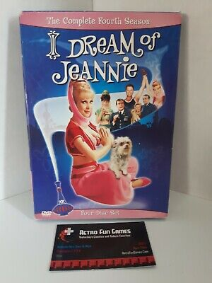 I Dream of Jeannie The Complete Fourth Season DVD - See our other listings