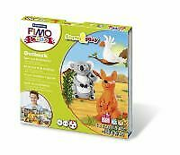 Kids Clay model sets by FIMO outback