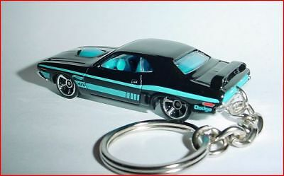 Charger Dodge 71 Porte Cle