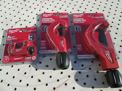 Milwaukee 48-22-4252 1-1/2 in. Constant Swing Tubing Cutter  NEW!! FAST SHIPPING