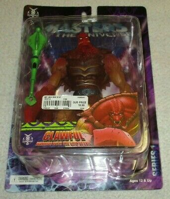 Masters Of The Universe 200X Clawful Statue Four Horsemen Series 1 New Sealed