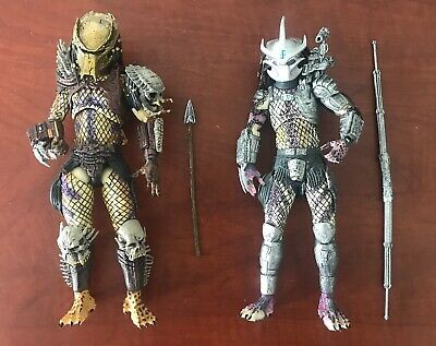 NECA BAD BLOOD Vs  Enforcer Predator 7