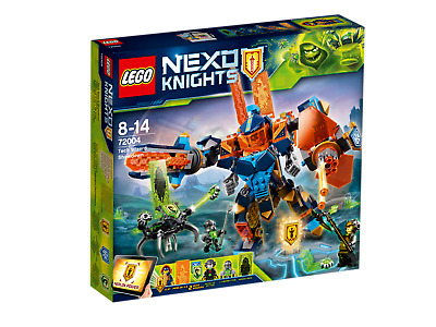 LEGO® NEXO KNIGHTS™ 72004 Clays Tech-Mech NEU OVP_Tech Wizard Showdown NEW MISB