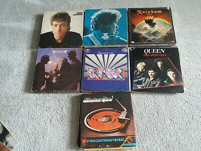 Job Lot 84 x VINYL LP - ALL 80S  - Sold as seen -  99p start - Great collection