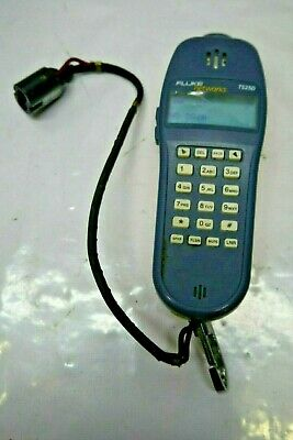 Fluke TS25D Telephone Test Set