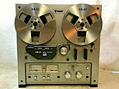Akai  Gx-215D - Auto-Reverse Tape Deck  Reel-To-Reel - Excellent !!