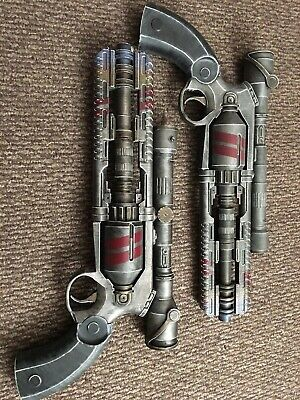 Star Wars Knights Of The Old Republic Mandalorian/Smugglers Dual Blasters