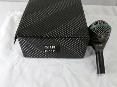 AKG D 112 Dynamic Cable Professional Microphone