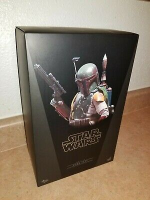Star Wars Hot Toys MMS312 Boba Fett ROTJ EP6 1/6 Scale Action Figure Sideshow