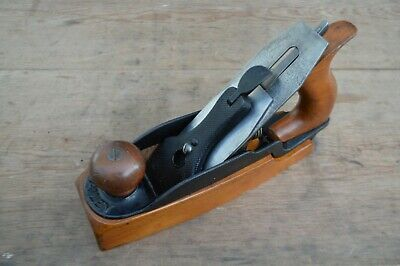 Vintage Stanley Rule & Level Bailey #35 Transitional Smoothing Plane Sweetheart