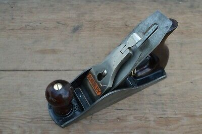 Vintage Stanley Bailey #4 Smoothing Plane