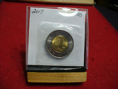 2017   Canada 2$ Two  Dollar  Coin  Toonie  See Photos  17  Proof Like  Sealed