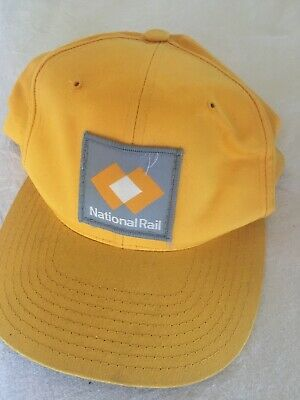 National Rail Railway Promotional Cap As New Condition