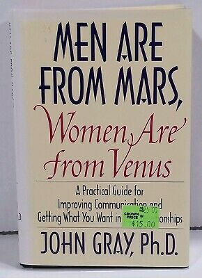 Men Are from Mars, Women Are from Venus: Practical Guide for Improving..{1st Ed}