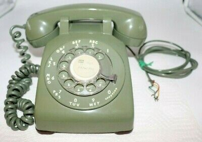 1960 Bell System Western Electric C/D 500 Telephone
