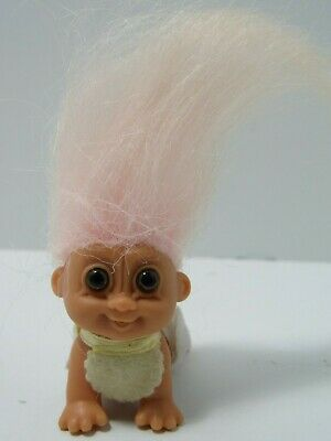 "2/"" Russ Troll  Doll NEW IN PACKAGE NAKED BABY"