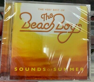 The Beach Boys Sounds of The Summer Greatest Hits CD