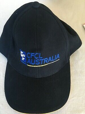 CRCLA Railway Promotional Cap As New Condition