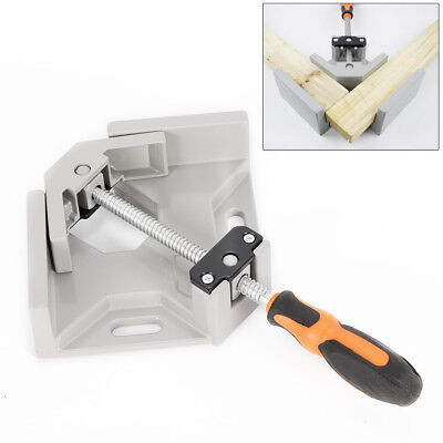 90°Corner Clamp Right Angle Clamp Corner Vice Wood Metal Welding Tool QUALITY