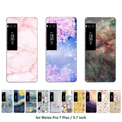 Soft TPU Case for Meizu M6 M5 Note Mini Pro 7 Plus MX6 15 Lite X8 U10 Cover Star