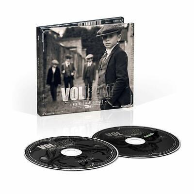 Volbeat - Rewind Replay Rebound 2CD Sent Sameday*