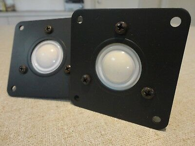 Isophon KK8 High Frequency Speakers (tweeters)