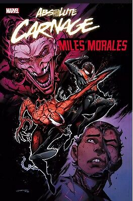 Absolute Carnage #1 (2019) 1:50 Coello Variant Ships 8/21/19