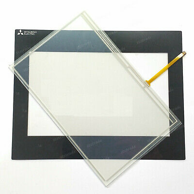 Touch Screen / Glass & Protective Film for MITSUBISHI GS2110-WTBD , GS2110WTBD