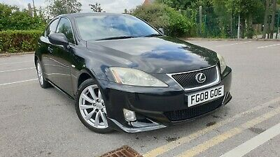 LEXUS IS250 103k AUTO Petrol 2 Owners Long MOT 2 OWNERS