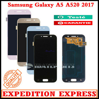 Ecran LCD Tactile  Touch Screen Complet Pour Samsung Galaxy A5 A520 2017 A520F