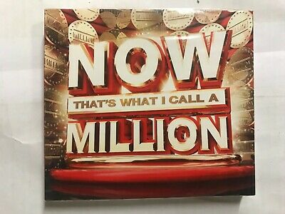 NOW That's What I Call A Million (CD Box Set) NEW & SEALED, AA7