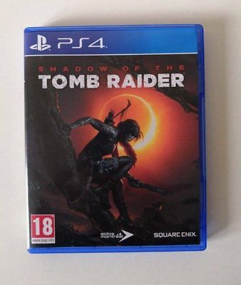 Shadow of The Tomb Raider PS4 SAME DAY Dispatch [Order By 4pm]