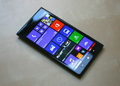 Nokia Lumia 1520 - 32GB - Black (Unlocked) Smartphone A grade condition VAT INC