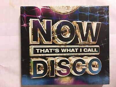 Various Artists - Now! That's What I Call Disco (2013) NEW & Sealed  BW11