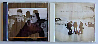 U2 - The Joshua Tree / All That You Cant Leave Behind - Lot Of  2 CD's Rock Bono