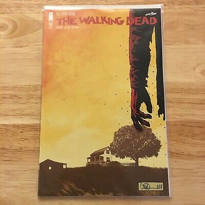 WALKING DEAD #193 FIRST PRINTING FINAL ISSUE SOLD OUT 1st PRINT NM+ HIGH GRADE