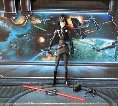 Star Wars Figure 2015 Rebels Animated Seventh Sister Inquisitor