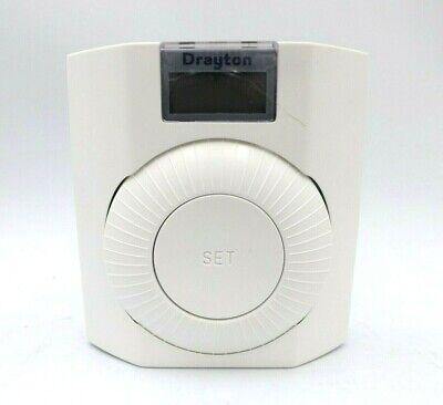Drayton Digistat+ Digital Room Thermostat 30002 Free Delivery & Vat Included