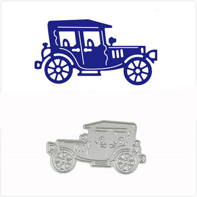 Classic Cars Design Metal Cutting Dies For DIY Scrapbooking Album Paper ZF
