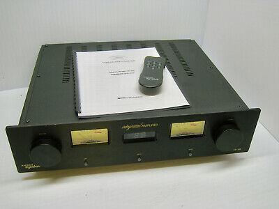 Magnum Dynalab MD-308 integrated with remote, box, & manual