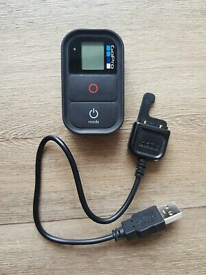 Original GoPro WiFi control remote with cable