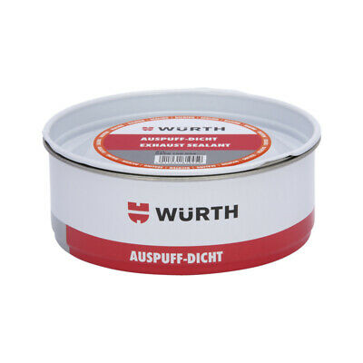Genuine Wurth Exhaust Putty Tin Silencer System Gas-Tight Heat-Resistant