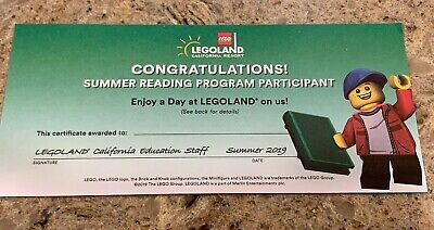 Legoland And Sea Life Aquarium Or Water Park Child Ticket