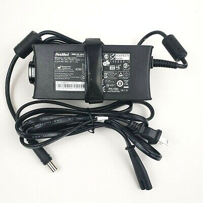 Genuine ResMed · 370001 · 24V 3.75A · 90W · Power Supply For CPAP Machine