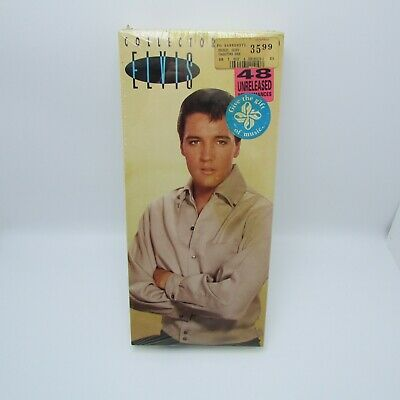 Elvis Presley Collectors Gold CD Long Box SEALED - From a Smoker's Estate