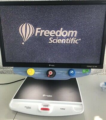 Freedom Scientific Topaz XL LCD HD Low Vision Video Magnifier