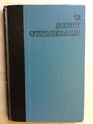 The Great Gatsby by F. Scott Fitzgerald hardcover copyright 1953
